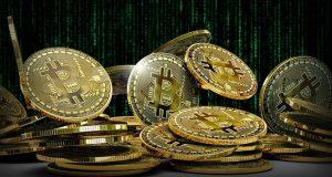 Kryptowährung bei Bitcoin Superstar im Hoch